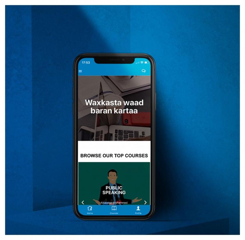 xidig academy app portfolio